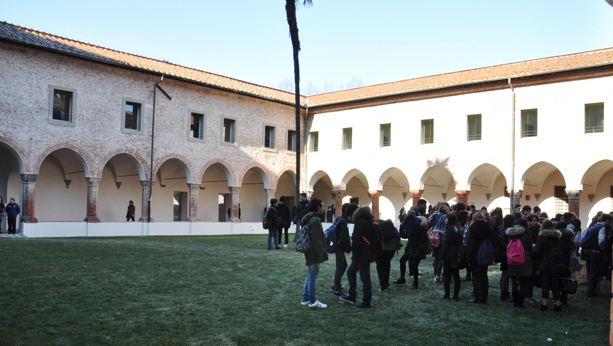 Lo storico complesso di s agostino a lucca nuova sede del - Un importante organizzazione con sede al cairo ...