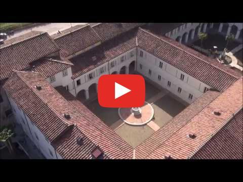 San Francesco - Vista dal drone