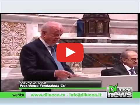 San Francesco - Inaugurazione: servizio di DìLuccaNews