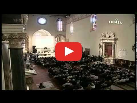 San Francesco - Inaugurazione: servizio di NoiTV
